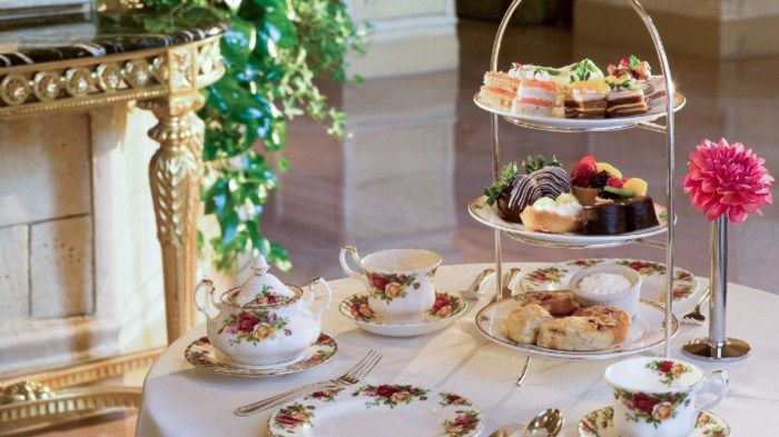 Have You Eaten All These Unusual High Teas